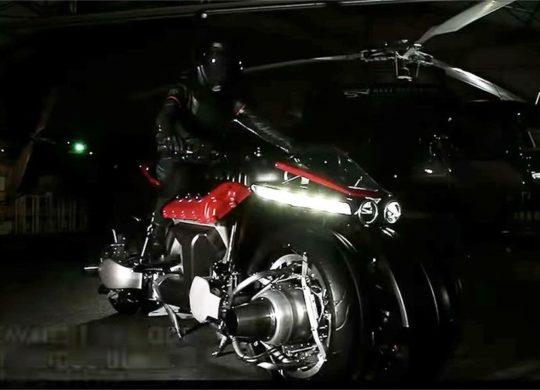 lazareth moto volante