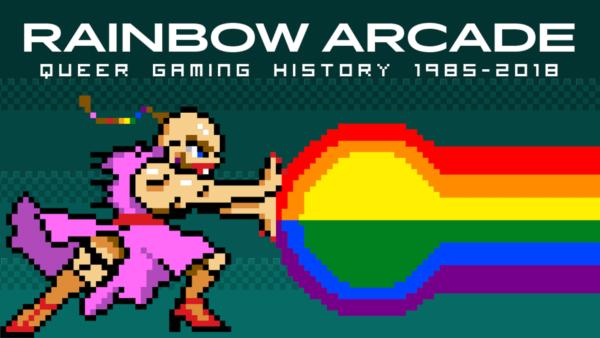 Rainbow Arrcade Expo Lgbt 600x338