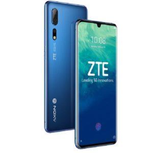 [MWC 2019] ZTE présente l'Axon 10 Pro 5G, son premier smartphone& 5G