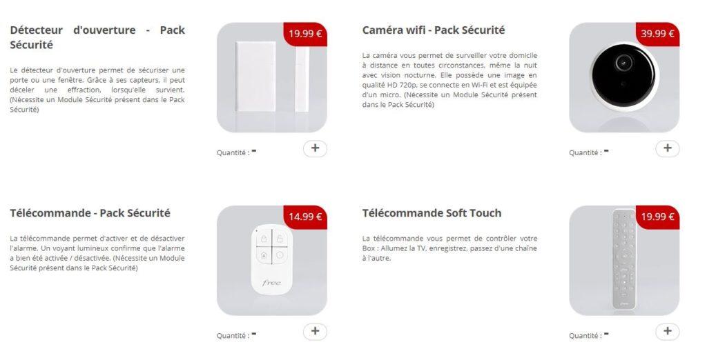 Boutique Accessoires Freebox Delta 1024x522