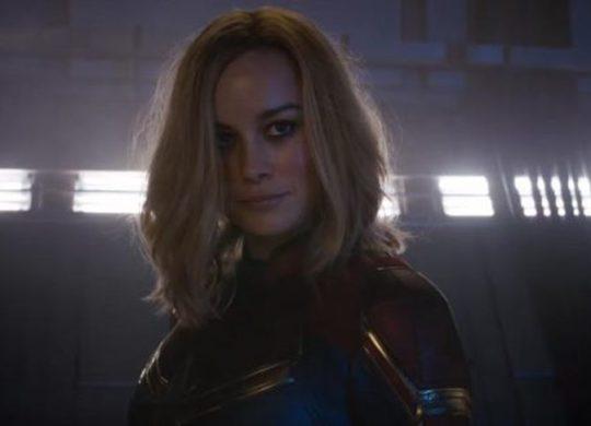 Captin Marvel A