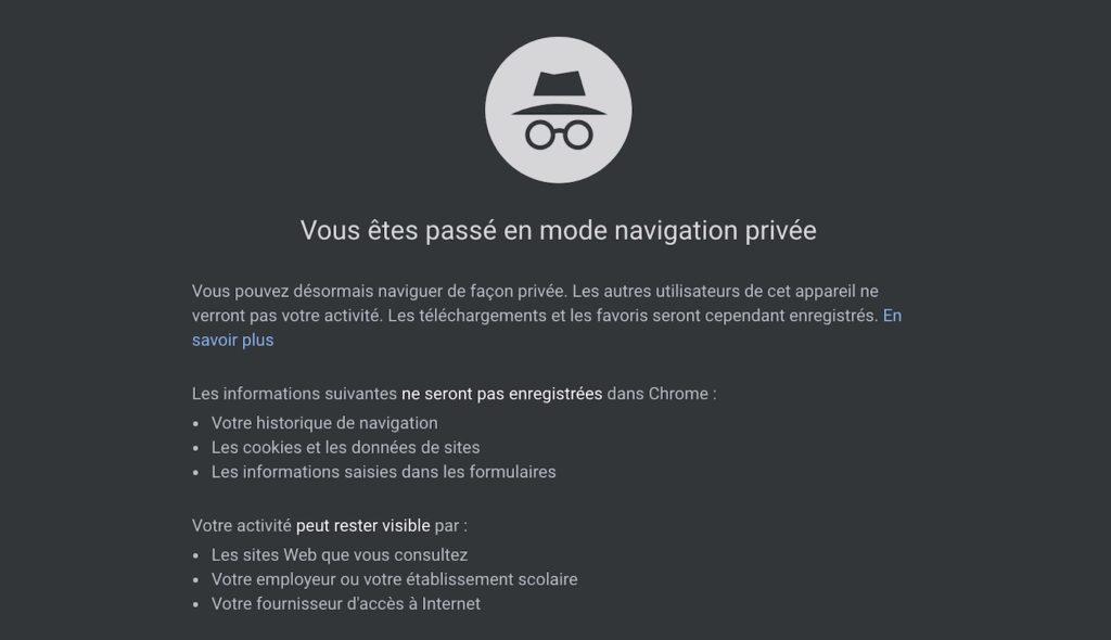 Chrome Navigation Privee 1024x590