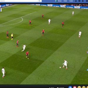 Streaming illégal de Manchester-PSG sur Facebook : RMC Sport veut demander des réparations