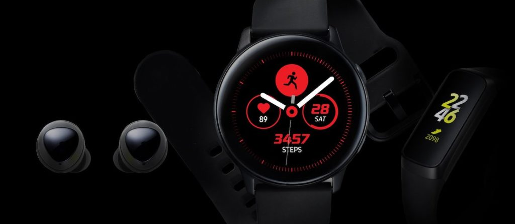 Fuite 2 Galaxy Watch Active Galaxy Fit Galaxy Buds 1024x447