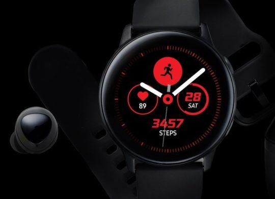 Fuite 2 Galaxy Watch Active Galaxy Fit Galaxy Buds