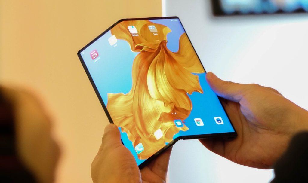 Huawei Mate X 1024x609