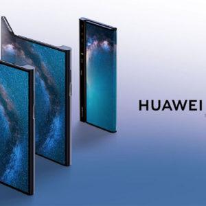 Huawei Mate X : une date de lancement pour la Chine, et un tarif& très élevé