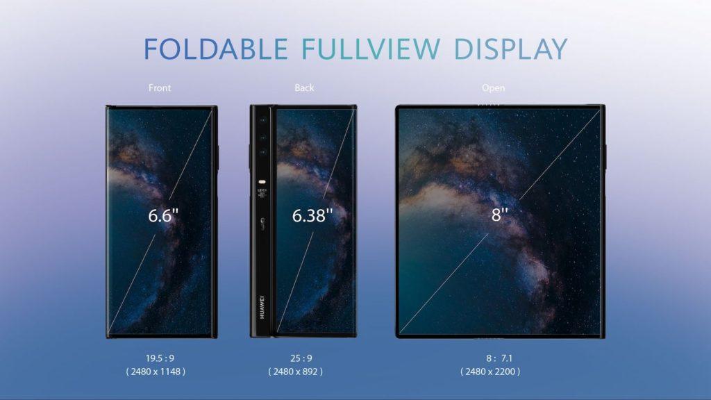 Huawei Mate X Plie Deplie 1024x576