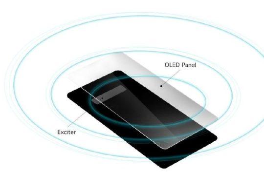 LG G8 OLED son