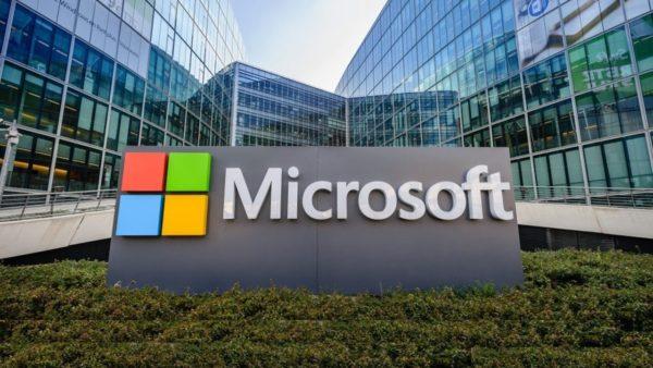 Microsoft Logo Campus Region Parisienne 600x338