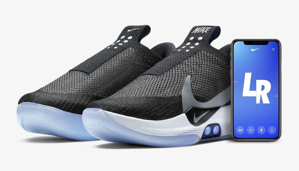 Nike Adapt BB Lacage Automatique IPhone 1024x587