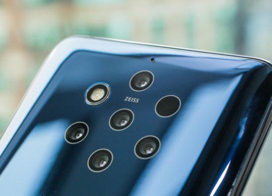 Nokia 9 Arriere