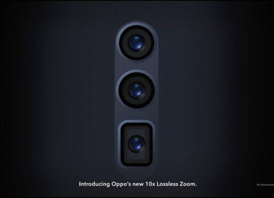 Oppo Zoom x10 Smartphone