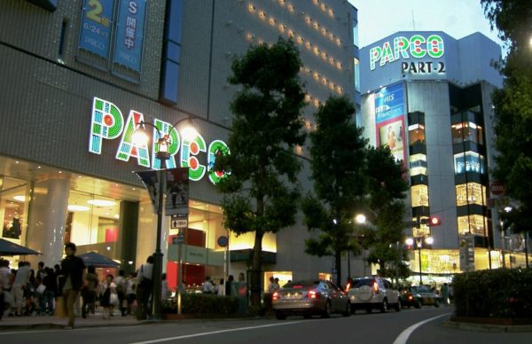 Parco Shibuya 600x388