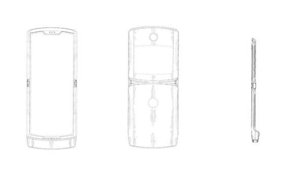 Razr Motorola Pliable 600x360