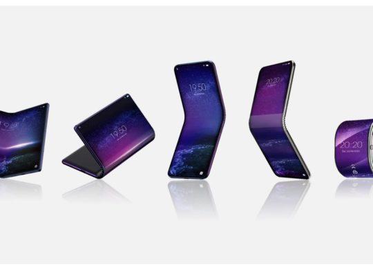 Rendu Smartphone Transforme Montre Connectee TCL