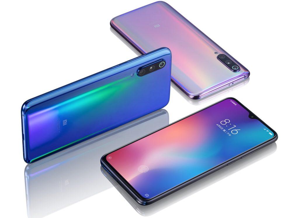 Xiaomi Mi 9 Avant Arriere 1024x745