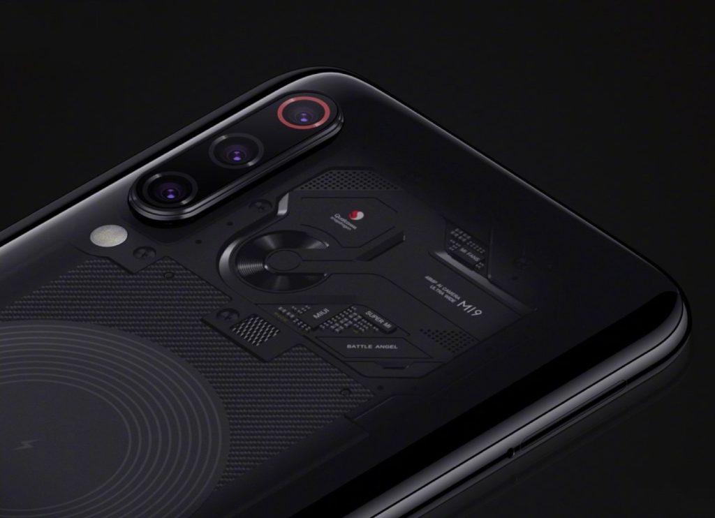 Xiaomi Mi 9 Transparent Edition 1024x742