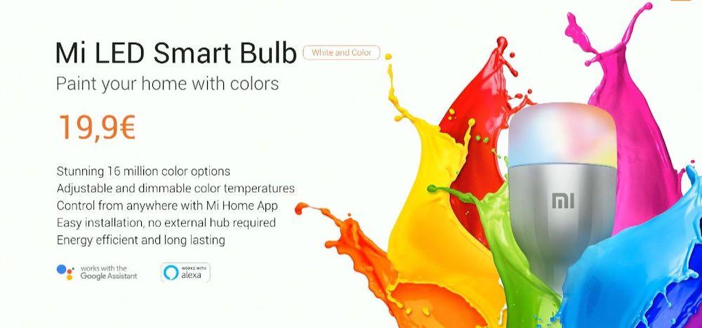 Smart Bulb Xiaomi