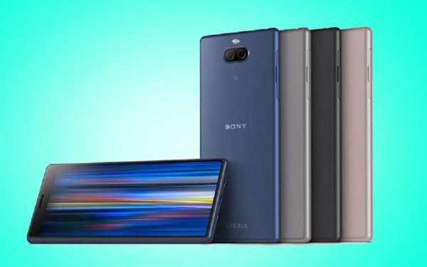 Sony Xperia 10 600x375