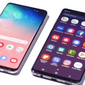 Image article Galaxy S10 : Samsung ne propose plus Android 11 à cause des bugs