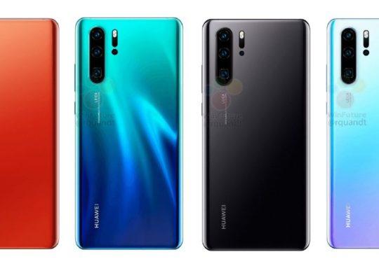 Huawei-P30-Pro-lineup