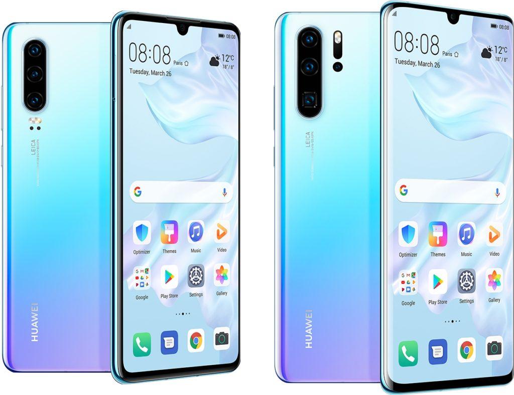 Huawei P30 And Huawei P30 Pro 1024x788