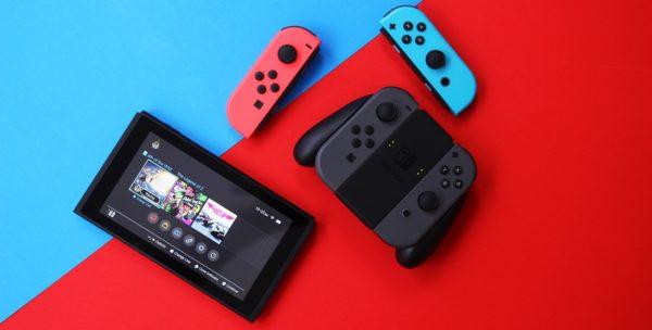 Nintendo Switch Neon 600x304