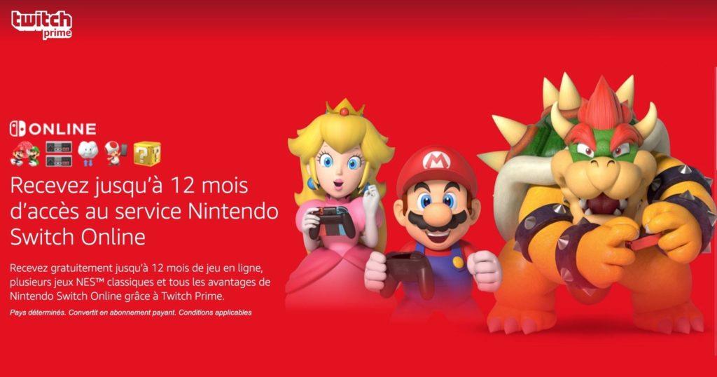 Nintendo Switch Online Gratuit 1 An 1024x538
