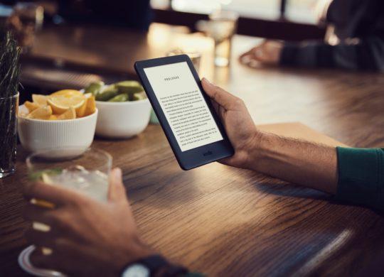 Nouveau Kindle 2019