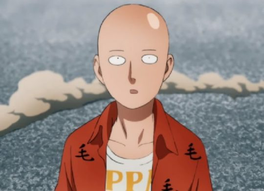 One punch man saison 2 2