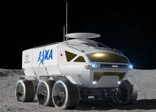 Rover Jaxa