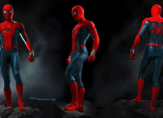 Spiderman disneyland paris