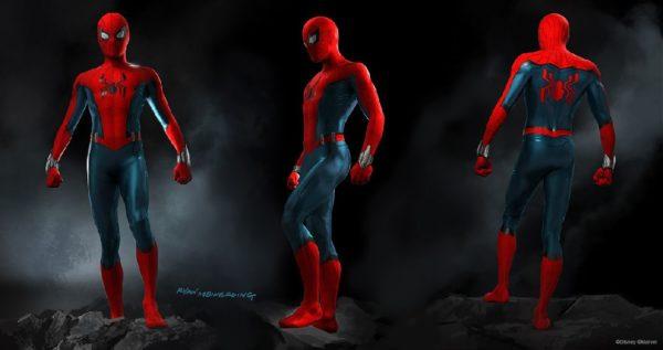 Spiderman Disneyland Paris 600x317