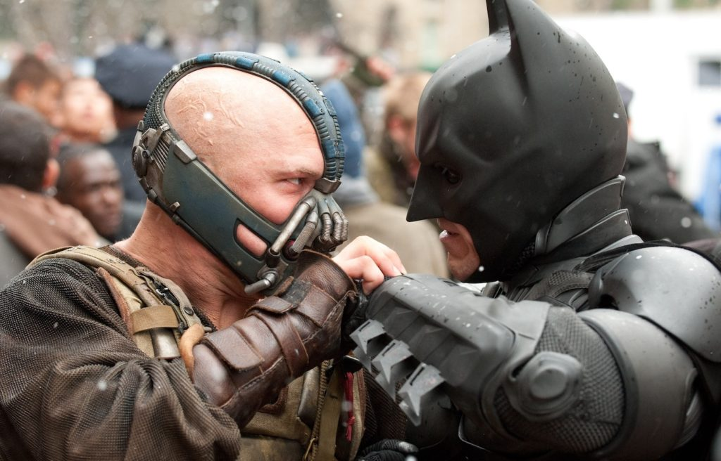 The Dark Knight Rises Batman Bane 1024x656