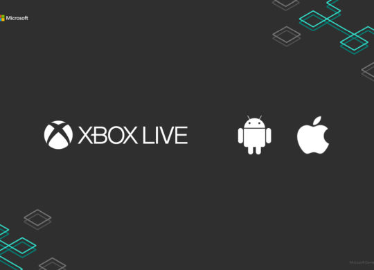 Xbox Live iOS Android Jeux