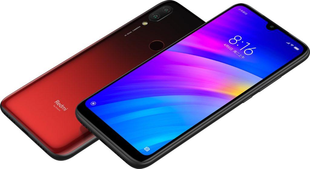 Xiaomi Redmi 7 Avant Arriere 1024x560
