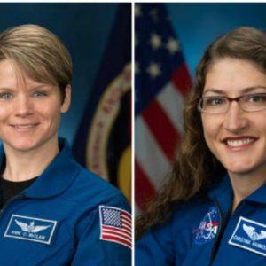 Les prochains astronautes de la NASA à marcher sur la Lune ou sur Mars& seront sans doute des femmes