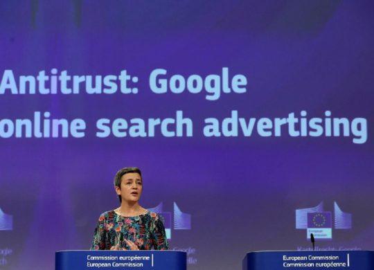 antitrust Google commission européenne