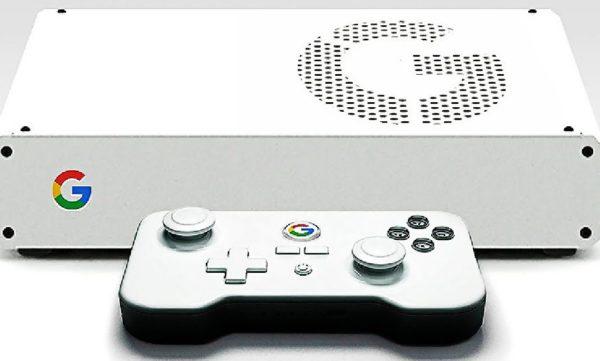 Console Google 600x361