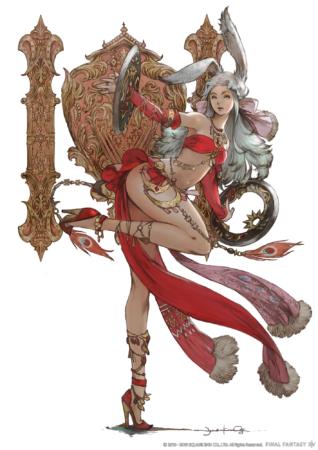 Final Fantasy Dancer 318x450