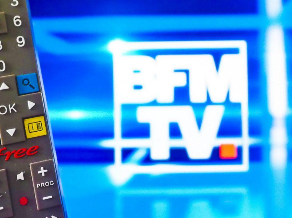 BFM TV Telecommande Freebox 1024x765