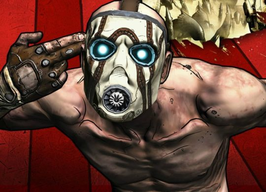 Borderlands game of the year 3