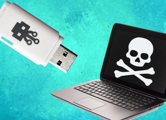 Cle USB Killer