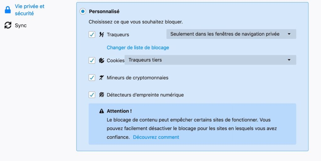 Firefox Blocage Mineur Cryptomonnaie Empreinte Numerique 1024x513