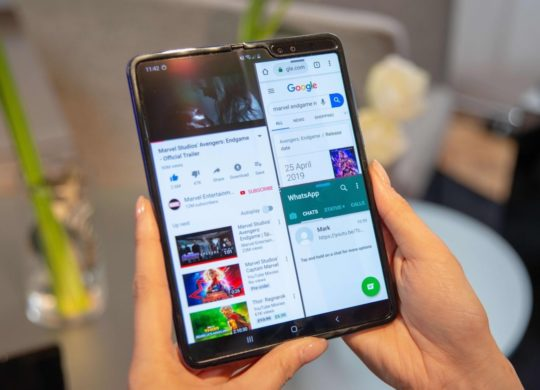 Galaxy Fold Deux Applications