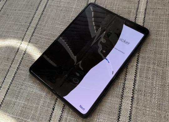 Galaxy Fold Ecran Fonctionne Plus