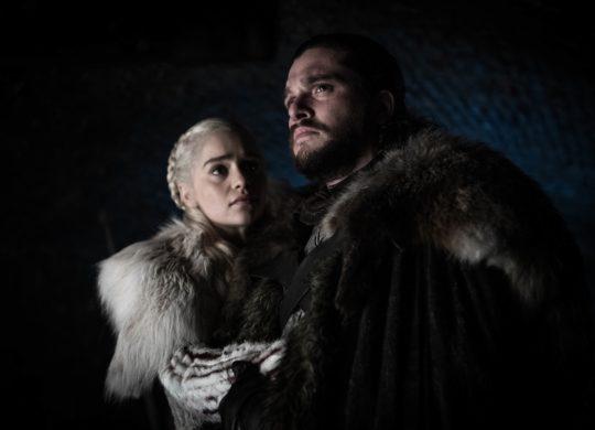 Game of Thrones Saison 8 Daenerys Targaryen Jon Snow