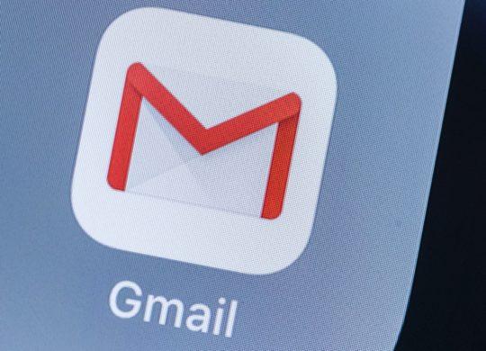 Gmail Icone Logo