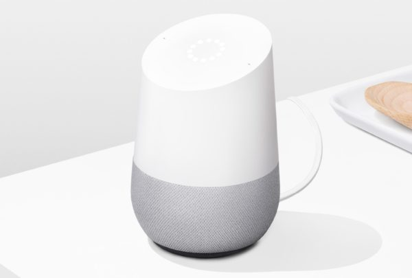 Google Home 600x405